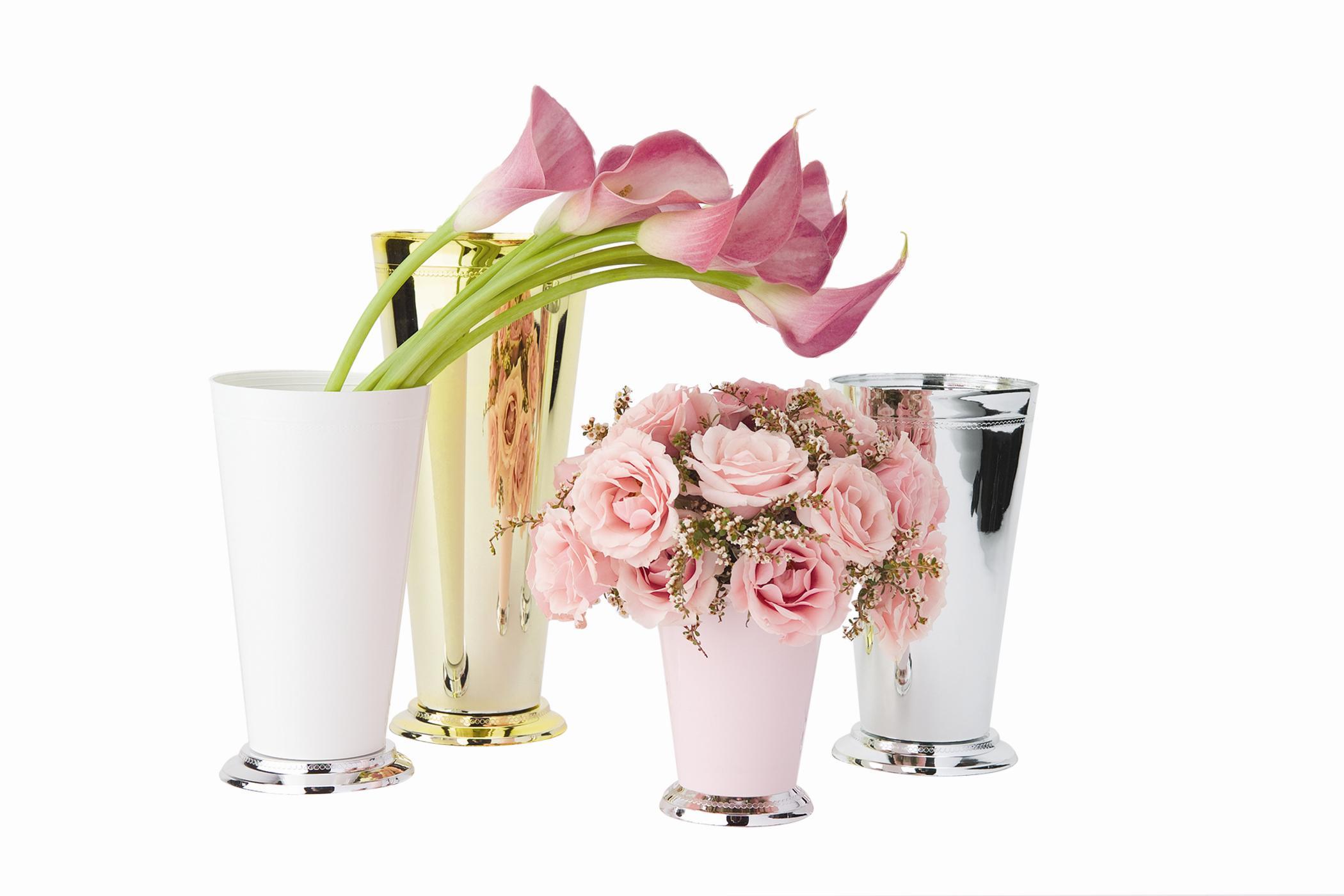 Mint Julep Vases Mint Julep Cups