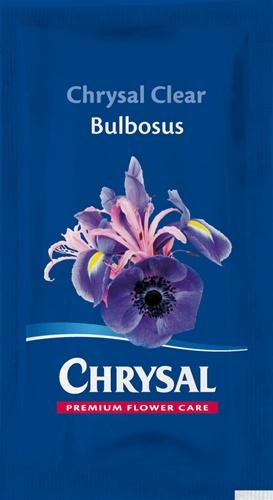 Chrysal Clear Bulb Packets 10 Gram 1000 Ct