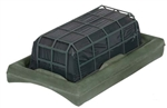 Large OASIS® Casket Saddle, 4/case