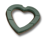 "24"" OASIS® Mache Open Heart, 4/case"