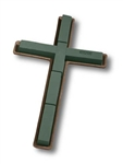 "36"" OASIS® Mache Cross, 4/case"