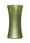 Gathering Vase, Apple Green Ice, 12/case