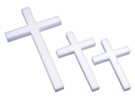 "24"" STYROFOAM® Cross, 12/case"