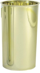 Cylinder Vase - Gold (Case of 12)