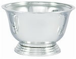 Large Medium Bowl - Silver (Case of 48)